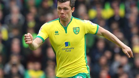 Jonny Howson could leave Norwich City this summer. Picture by Paul Chesterton/Focus Images Ltd