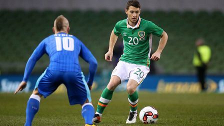 Wes Hoolahan - an all-round hero. Picture: Brian Lawless/PA Wire