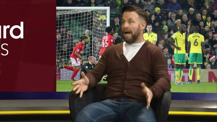 Football TV commentator Dan O'Hagan has his say on the latest Norwich City news during last season o