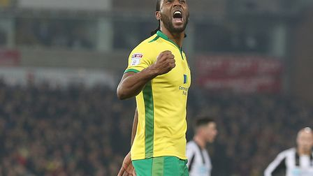 Cameron Jerome has been linked with a summer exit from Norwich City. Picture by Paul Chesterton/Focu