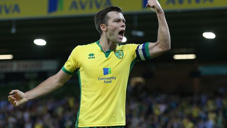 Jonny Howson is on the verge of completing his Middlesbrough move. Picture: Paul Chesterton/Focus Im