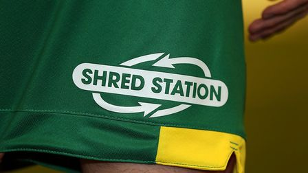 Norwich City have announced a tie up with Shred Station. Picture: Norwich City's official twitter ac