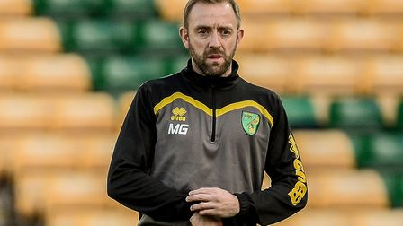 Matt Gill has been appointed Norwich City U23s manager on a permanent basis. Picture: Focus Images
