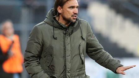 Daniel Farke will return to Germany as part of Norwich City's pre-season fixtures. Picture: Ruhr Nac
