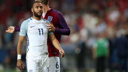 Nathan Redmond after his penalty miss. Picture: PA