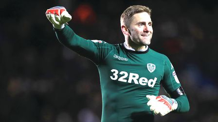 Could former Norwich keeper Robert Green be on his way to Arsenal? Picture: PA