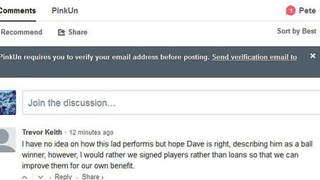 After entering your details to register, a verification email should appear in your inbox. Click the