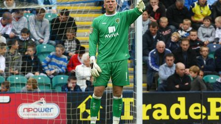 Sunderland are favourites to sign former Norwich City keeper John Ruddy. Picture: Paul Chesterton/Fo