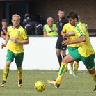 Norwich City head to League Two Stevenage for their third pre-season friendly. Picture: Paul Chester
