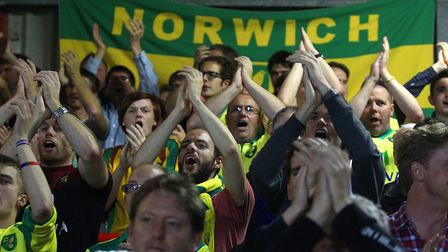 Daniel Farke has been taken aback by the welcome from Norwich City fans. Picture: Paul Chesterton/F