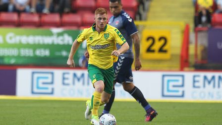 Harrison Reed has caught the eye in pre-season for Norwich City. Picture: Paul Chesterton/Focus Imag