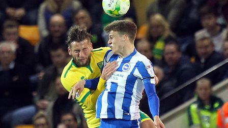 Solly March is another of the Brighton player expected to handle the step up to the top flight, pict