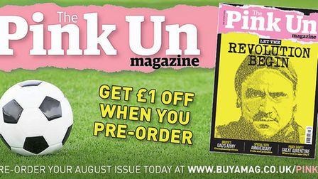 The Pink Un magazine is back!