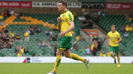 Marley Watkins showed Canaries fans what he is capable of in a central role with a fine goal against