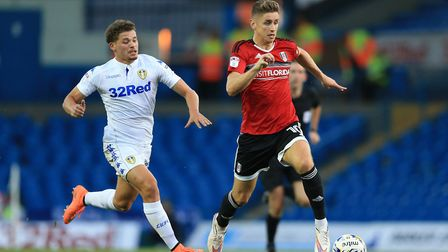 Fulham's Tom Cairney was one of the stand out performers in the Championship last season. Picture: N