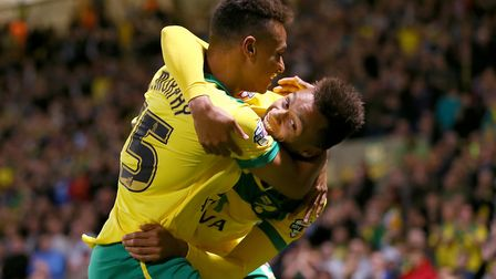 There were plenty of good moments for Josh (right) and Jacob Murphy during their time together at No