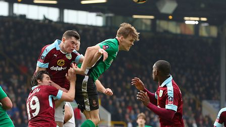 Sean Raggett joined Norwich City for an undisclosed fee from Lincoln City to become the Canaries' 10