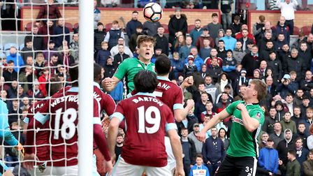 Sean Raggett is one for the future but Norwich City head coach Daniel Farke is not ruling a late tra