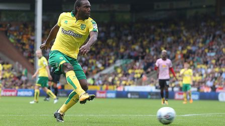 Canaries striker Cameron Jerome. Picture: Paul Chesterton/Focus Images Ltd