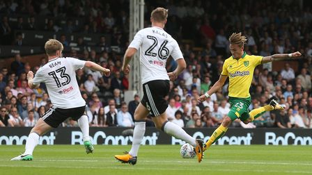 James Maddison could be set for another first team outing at Norwich City. Picture: Paul Chesterton/