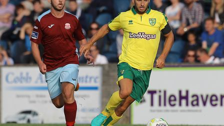 Wes Hoolahan made a vital contribution at Fulham in a late cameo. Picture: Lorraine O'Sullivan/Focus