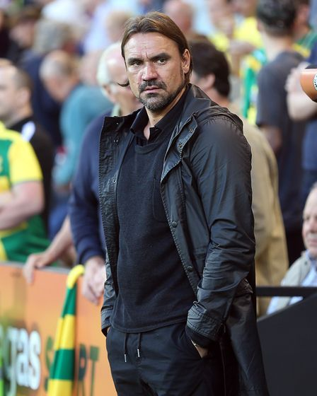 Daniel Farke was pleased to see his side get off the mark at Carrow Road in the league this season.