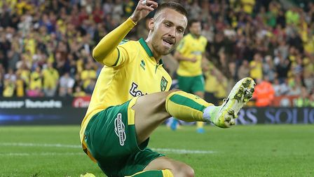 German midfielder Tom Trybull marked his Canaries debut with a fine late strike against Charlton. Pi