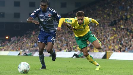 Josh Murphy has come to the party in a big way over the last few days at Norwich City. Picture by Pa