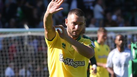 Wes Hoolahan came on as a late substitute in Saturday's 1-1 draw at Fulham but is fit enough to star