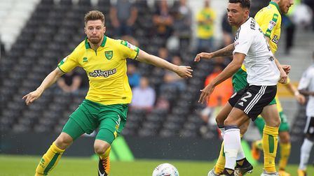 James Husband is one of Norwich City's summer intake. Picture: Paul Chesterton/Focus Images Ltd