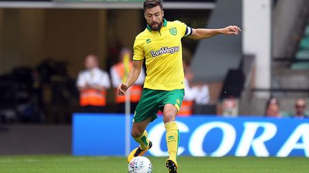 Russell Martin is an injury doubt for the trip to Fulham. Picture: Paul Chesterton/Focus Images Ltd