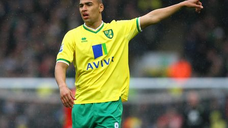 Picture by Paul Chesterton/Focus Images Ltd. 07904 64026728/04/12James Vaughan of Norwich during th