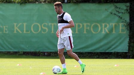 Ivo Pinto has been fast-tracked back into Norwich City's squad to cope with a growing injury list. P
