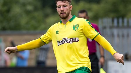Canaries new boy James Husband made 17 appearances for Fulham during loan spells from Middlesbrough