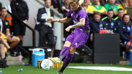 James Maddison is eager for the chance to prove himself. Picture: Paul Chesterton/Focus Images