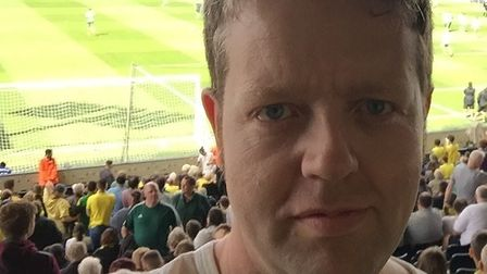 Dave Major - our first Sunday Fan Zone writer
