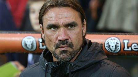 Norwich City head coach Daniel Farke will prepare his team for a home tie against Charlton in the Ca