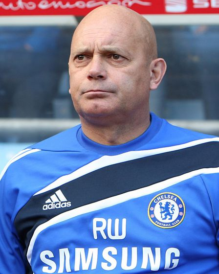 Ray Wilkins - the man who had such a problem with Norwich City appointing Daniel Farke as their new