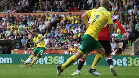 James Maddison has been prominent in Norwich City's early games. Picture: Paul Chesterton/Focus Imag