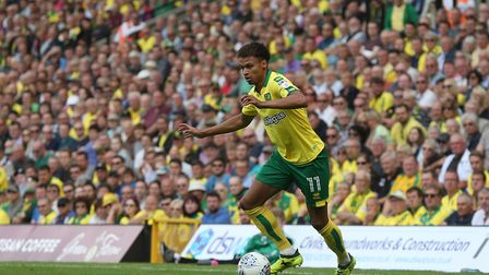 Josh Murphy is an attacking option for the Canaries. Picture: Paul Chesterton/Focus Images Ltd