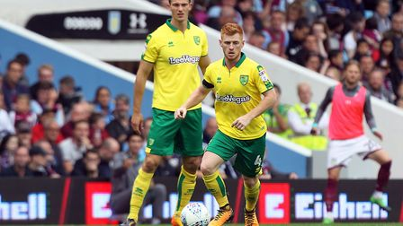 Christoph Zimmermann and Harrison Reed have been key figures for Norwich City. Picture: Paul Chester