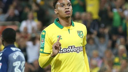 Josh Murphy has scored three goals in two games for Norwich City and looks ready to kick on and beco
