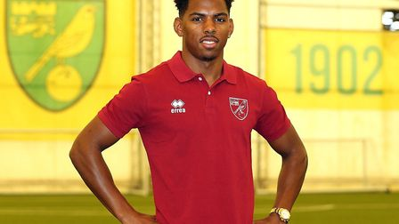 Tristan has signed for Norwich City from Leyton Orient recently. Picture: Norwich City FC/Jasonpix
