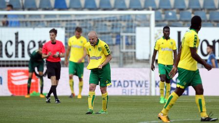 Steven Naismith aims to be an integral part of Daniel Farke's new era at Norwich City. Picture: Paul