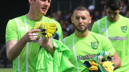 It still remains hard to doubt the influence of Wes Hoolahan at Norwich City. Picture: Paul Chestert