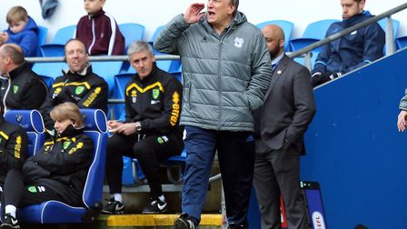 Neil Warnock has taken Cardiff to the top of the Championship table. Picture: Paul Chesterton/Focus