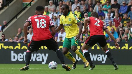 Cameron Jerome is in pole position to replace Nelson Oliveira. Picture: Paul Chesterton/Focus Images