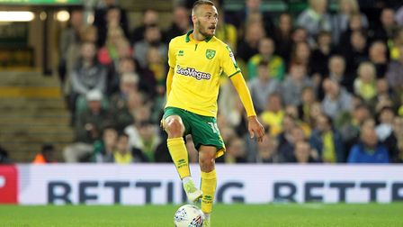 Tom Trybull has been a key figure in Norwich's improved results. Picture: Paul Chesterton/Focus Imag