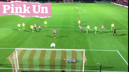 Is Yoann Barbet's the worst penalty you've ever seen at a Norwich City game?