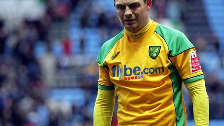 The face of defeat - Jamie Cureton after a 1-0 loss at Coventry. Picture: Paul Hollands/Focus Images